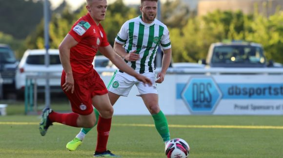 Wanderers no match for Shelbourne