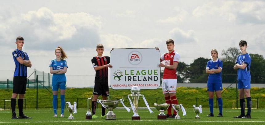 Academy Teams Fixtures announced for the season