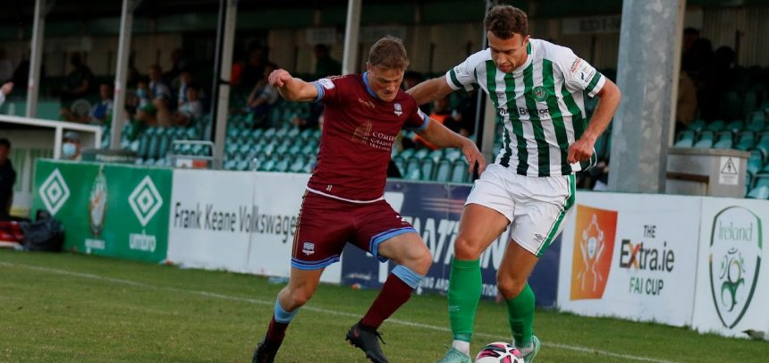 Wanderers and Galway share the spoils