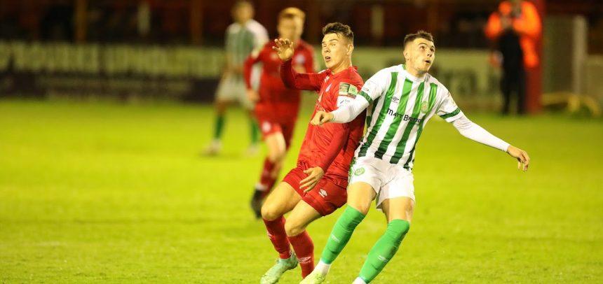 O'Farrell strike earns Wanderers a point in Tolka