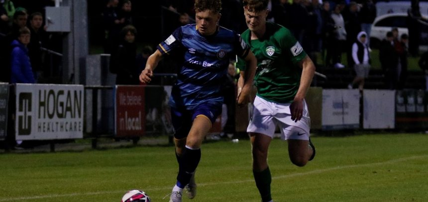 Bray maintain play off position with Cabinteely win
