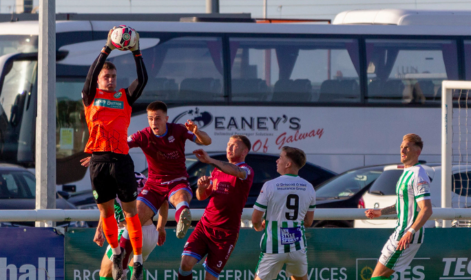 In pictures: Bray Wanderers 0-0 Galway United
