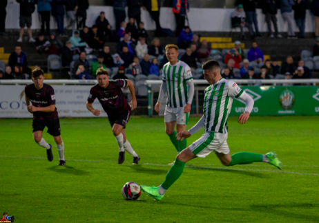 In pictures: Bray Wanderers 3 -1 Wexford FC