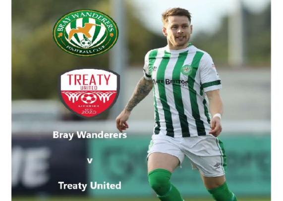 Free Matchday programme v. Treaty United