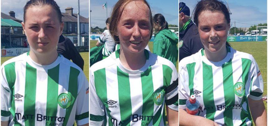 Bray Wanderers Ladies under-17s secure big win over Greystones