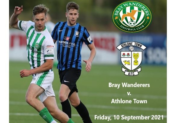 Free Matchday programme v. Athlone Town