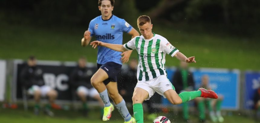 Wanderers unbeaten run ended by Students
